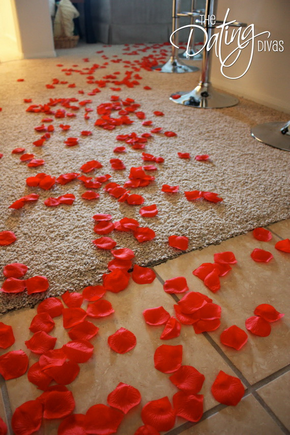 Great Sexy Valentine S Day Bathroom Decorating Ideas