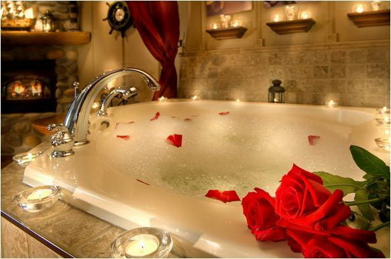 Great sexy valentine 39 s day bathroom decorating ideas for Great bathroom design ideas