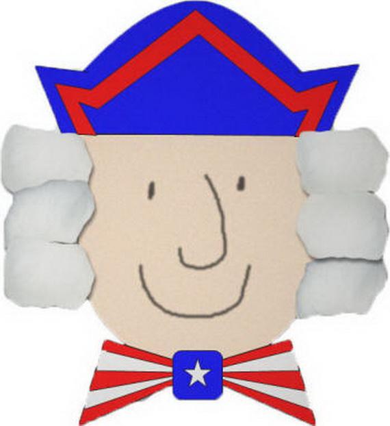 Presidents' Day- Patriotic- Crafts _50