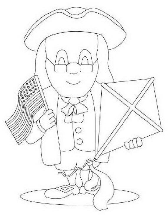 Presidents Day Coloring Pages For Kindergarten : President s day coloring pages and pintables for kids