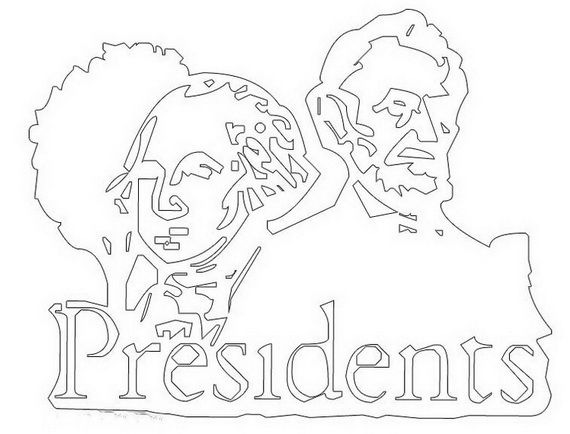 President\'s Day Coloring Pages and Pintables for Kids - family ...