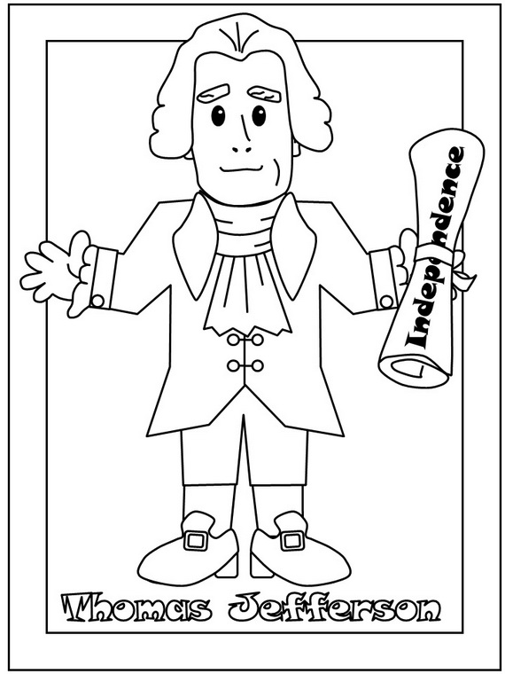 President S Day Coloring Pages And Pintables For Kids Presidents Day Coloring Page