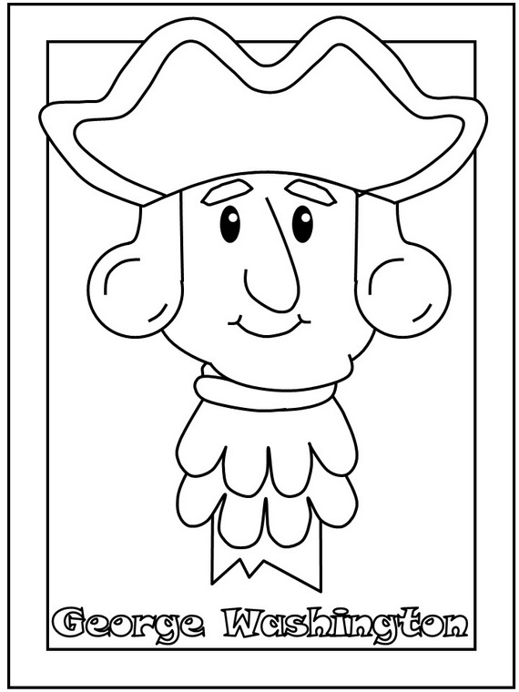 President's Day Coloring Pages and Pintables for Kids ...