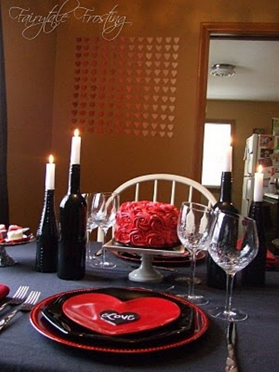 Valentine S Day Table Settings 40