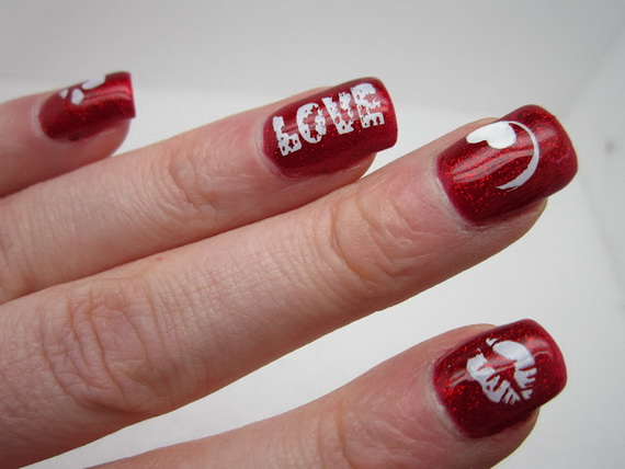 Valentine's Day Nail Designs_07