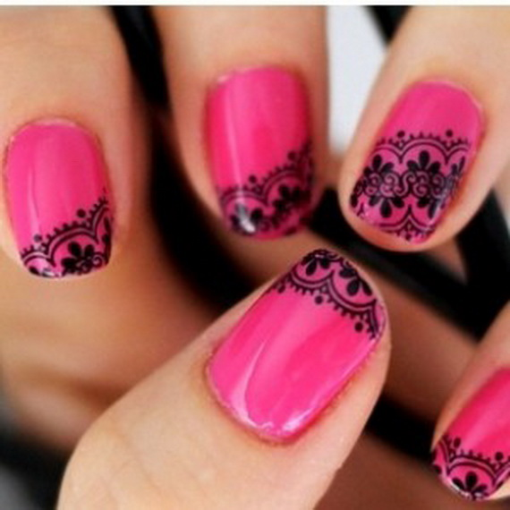 Valentine's Day Nail Designs_10