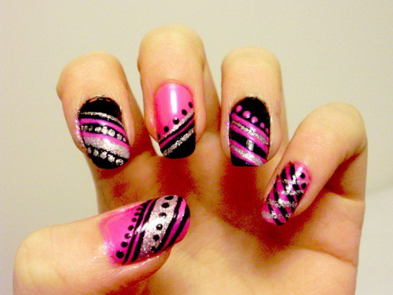 Valentine's Day Nail Designs_17