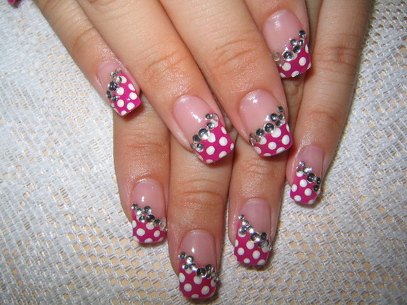 Valentine's Day Nail Designs_24