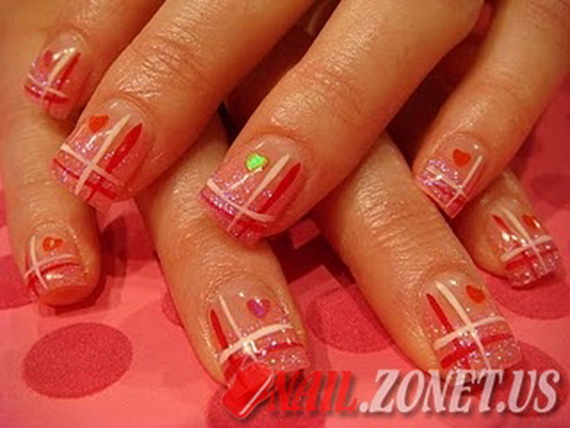 Valentine's Day Nail Designs_28