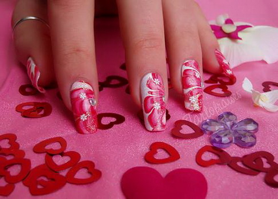 Valentine's Day Nail Designs_31