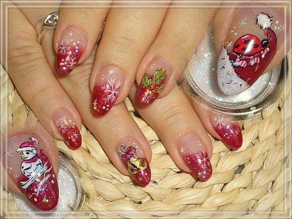 Valentine's Day Nail Designs_32