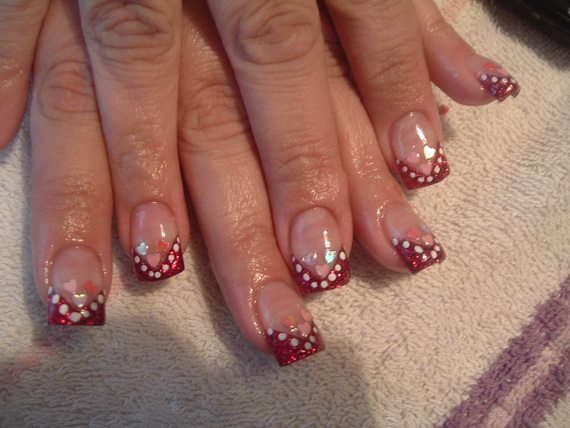 Valentine's Day Nail Designs_38