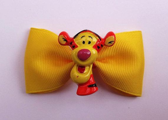 Winnie the Pooh Elegant Hair Bows For Girls _21