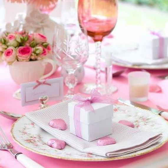 60-Cool -and -Beautiful- Valentine- Table -Decorating- Ideas _04