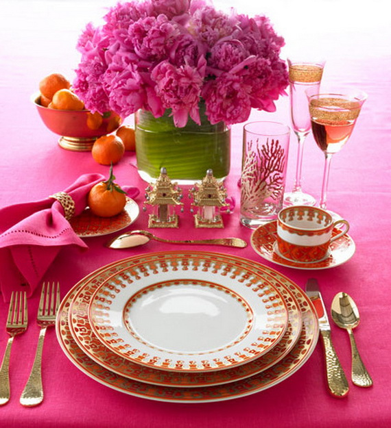 60-Cool -and -Beautiful- Valentine- Table -Decorating- Ideas _11