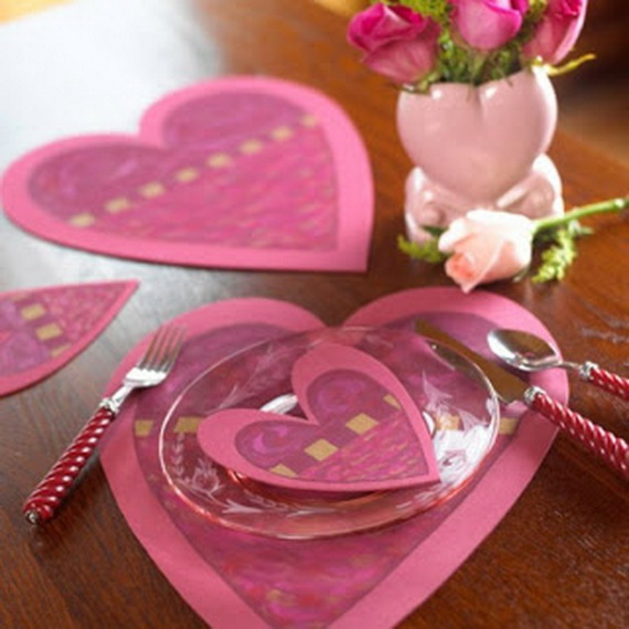 60 Cool and Beautiful Valentine Table Decorating Ideas - family ...