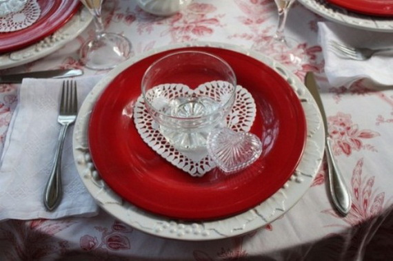60-Cool -and -Beautiful- Valentine- Table -Decorating- Ideas _46