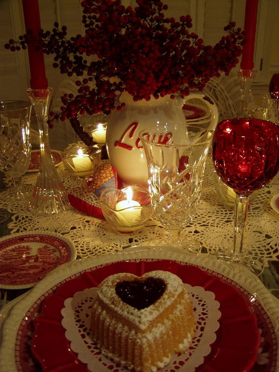 60-Cool -and -Beautiful- Valentine- Table -Decorating- Ideas _55