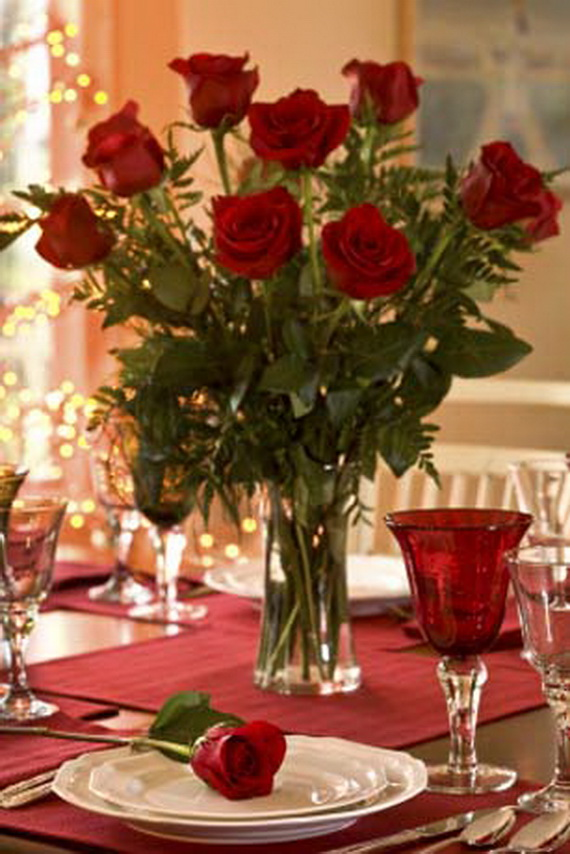60-Cool -and -Beautiful- Valentine- Table -Decorating- Ideas _64