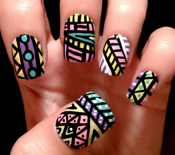 Adorable- Easter- Egg- Nail- Art- Ideas_16