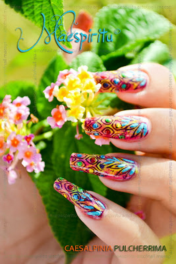Adorable -Spring & Easter- Nail- Art- Ideas_07