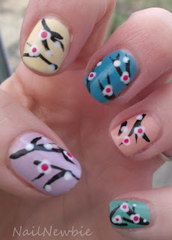 Adorable -Spring & Easter- Nail- Art- Ideas_14