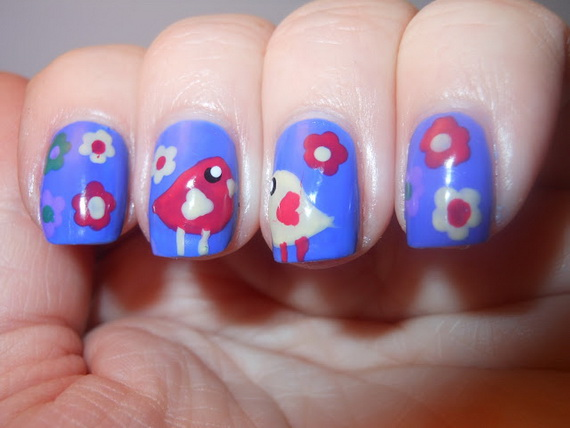 Adorable -Spring & Easter- Nail- Art- Ideas_15