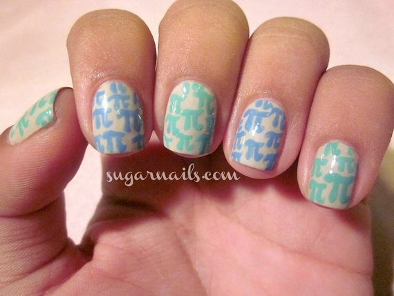 Adorable -Spring & Easter- Nail- Art- Ideas_44