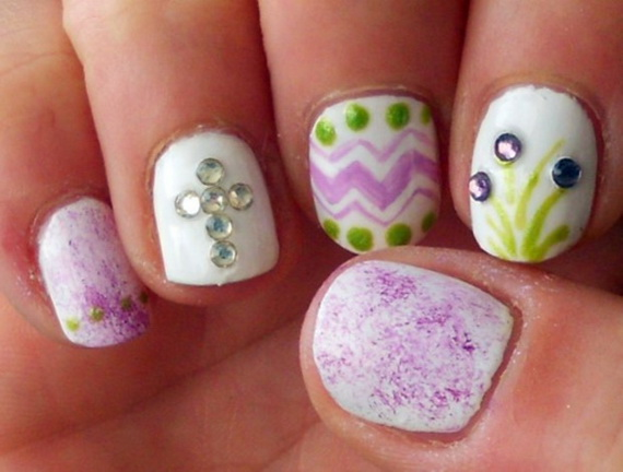 Adorable -Spring & Easter- Nail- Art- Ideas_53