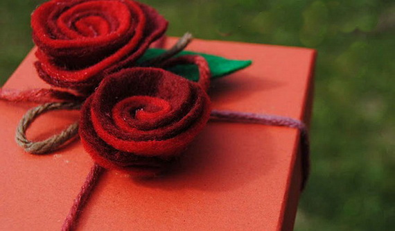 Beautiful Wrapping- Gift- Design-s and- Ideas-  For- Valentine's- Day_10