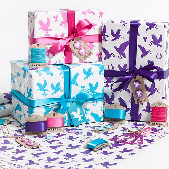 Beautiful Wrapping- Gift- Design-s and- Ideas-  For- Valentine's- Day_15
