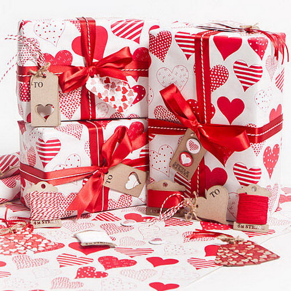 Beautiful Wrapping- Gift- Design-s and- Ideas-  For- Valentine's- Day_18