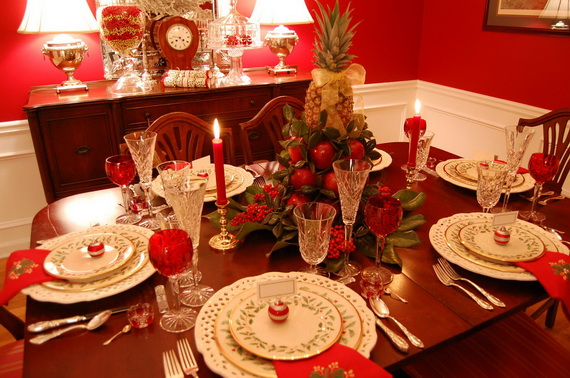 Chinese New Year Centerpiece Ideas 04