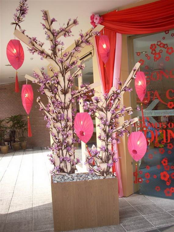 Chinese New Year Decorating Ideas - family holiday.net ...