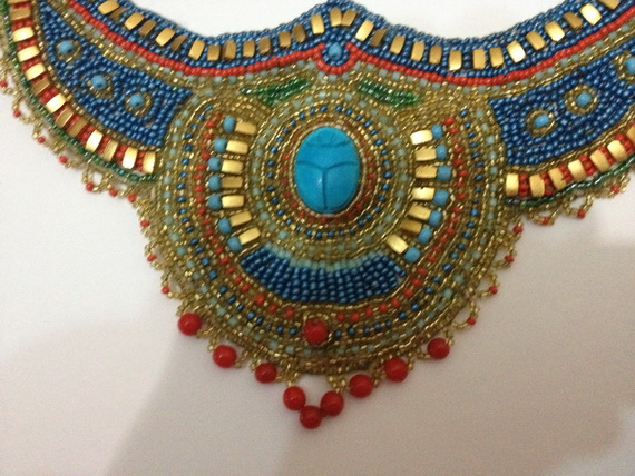 Egyptian Scarab Necklace_3