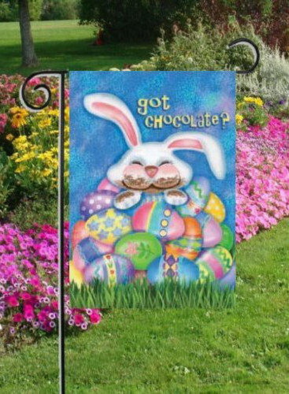 Exclusive Outdoor Easter decorations family holidaynetguide to