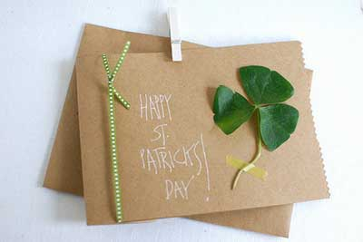 Handmade--Saint--Patrick's--Day--Card