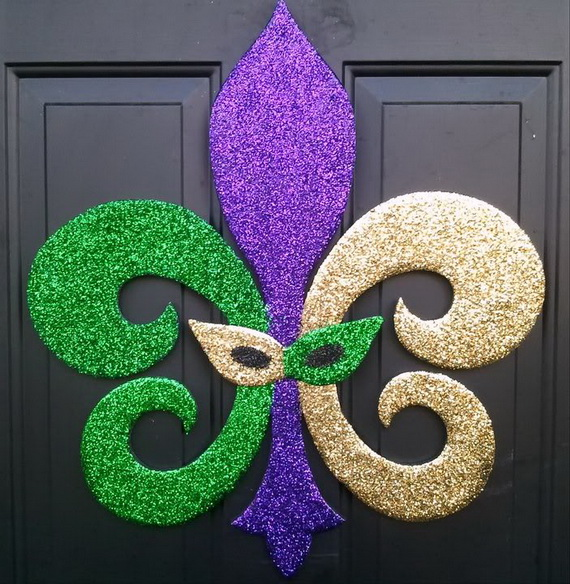 Mardi Gras Candle Decorations_05
