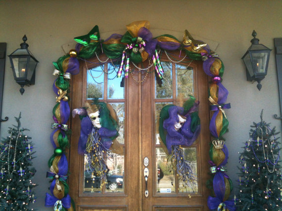 Mardi Gras Candle Decorations_10