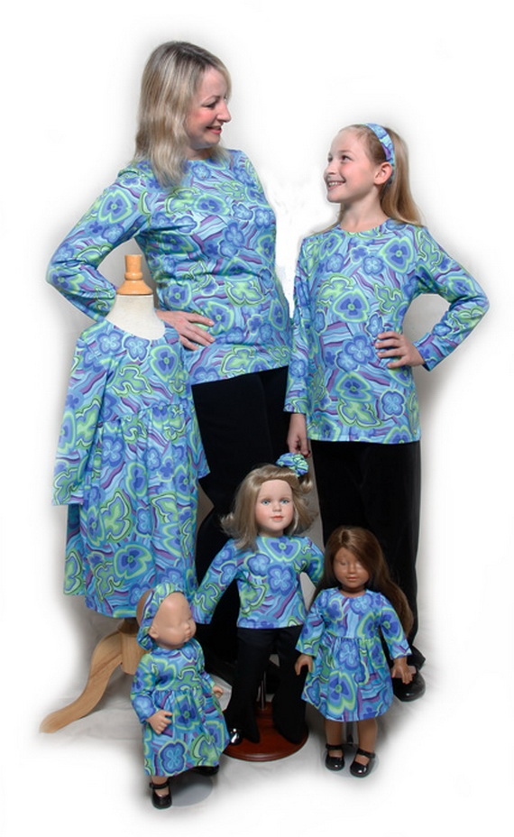 Matching Family Easter Amp Spring Outfits Family Holiday