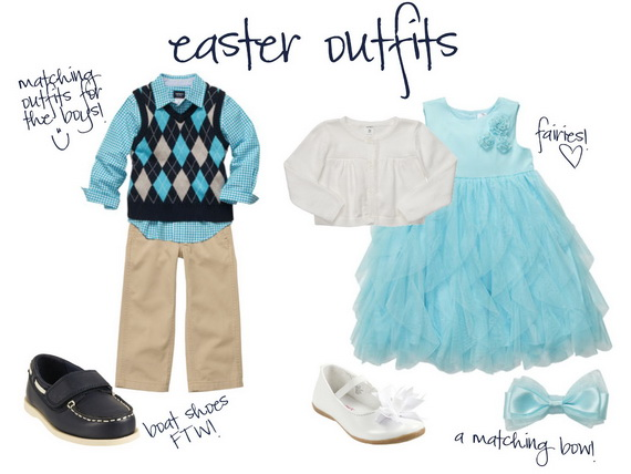 Matching- family- Easter & Spring- Outfits_03