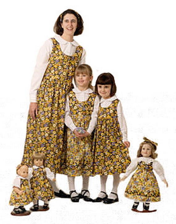 Matching family Easter & Spring Outfits - family holiday ...