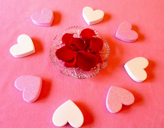 Romantic Valentine\'s Day Table Setting Ideas - family holiday.net ...