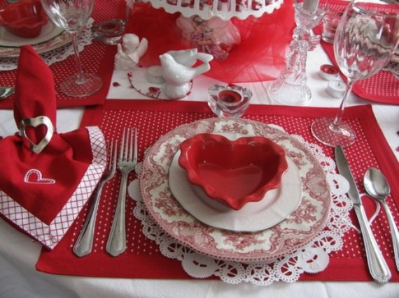 Romantic- Valentine's Day- Table -Setting -ideas_070