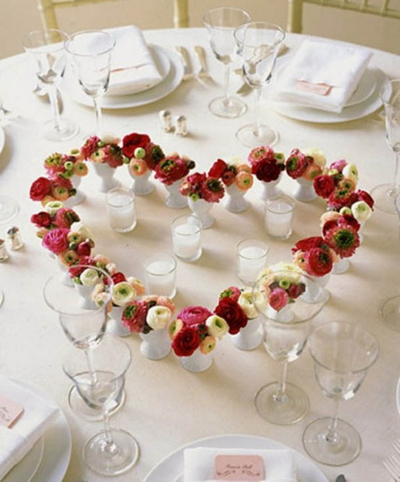 Romantic- Valentine's Day- Table -Setting -ideas_101