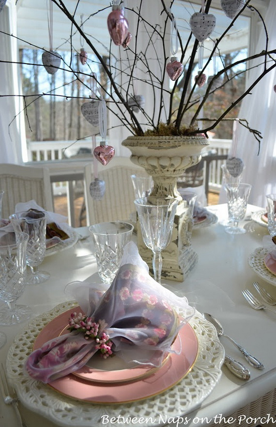 Romantic- Valentine's Day- Table -Setting -ideas_104