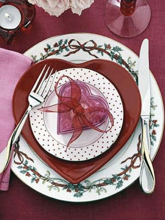 Romantic- Valentine's Day- Table -Setting -ideas_112