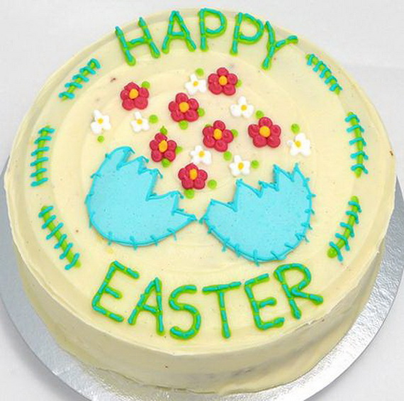 Cake Decorating Ideas Easter : Cake Decorating Ideas for Easter and Spring - family holiday.net/guide to family holidays on the ...
