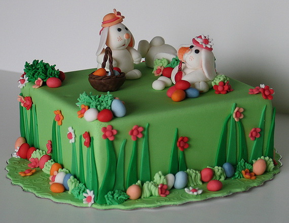 Cake Decorating Ideas for Easter and Spring - family ...