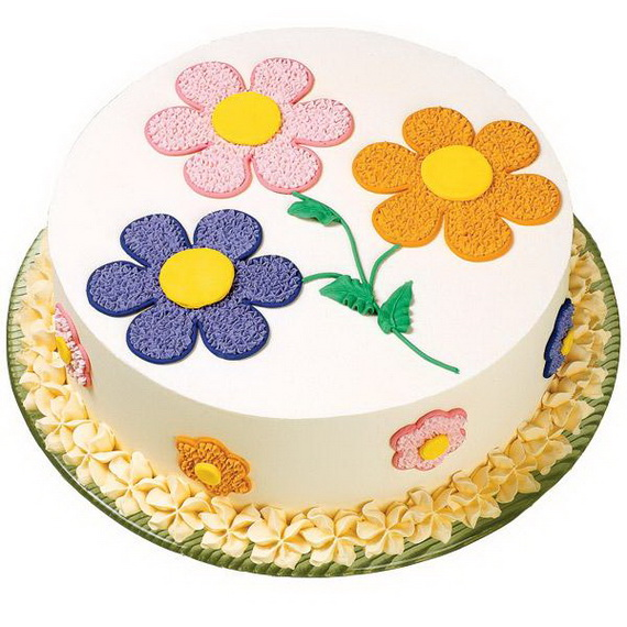 Cake Decor Ideas : Cake Decorating Ideas for Easter and Spring Family Holiday